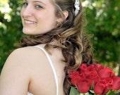 Christa  -- Chiffon Wedding Gown