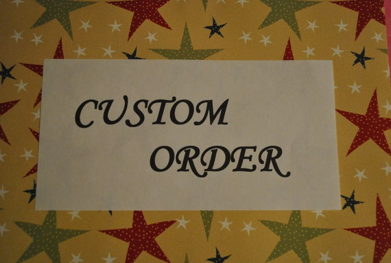 Custom Order - Tinkerbell & Sports Design Step Stools - for Melissa - first payment
