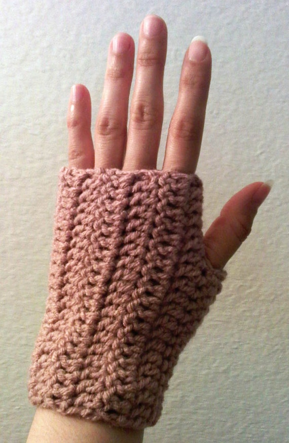Easiest Wristers in the Known Universe to Crochet-PATTERN ONLY