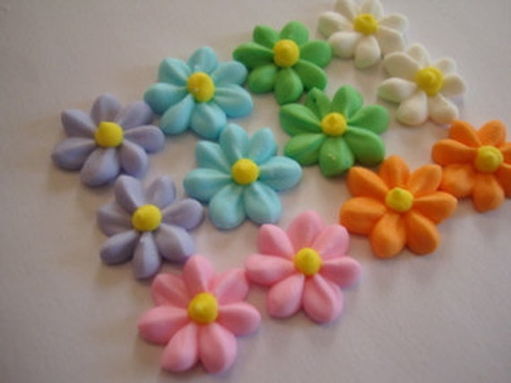 Custom order  for vegansweets 100 sugar flowers