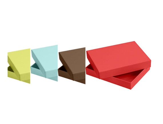 Colored Card Box - Color Choice