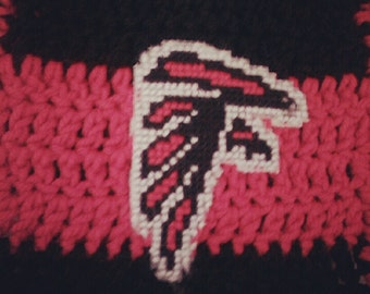 your favorite team on a hat or scarf