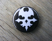 Player Pin - The World Ends With You - 1 inch Pin Back Button