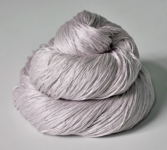 Moon fairy OOAK  - Silk Yarn Lace weight
