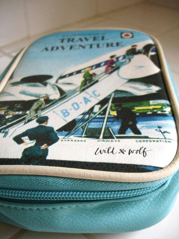 vintage style Ladybird Book of Travel Adventure kit
