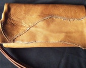 Soft Caramel Leather Wallet