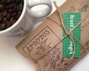 Coffee, roasted to order. Gourmet gift for your favorite coffee lover // 12oz // Hostess gift. Small batch.