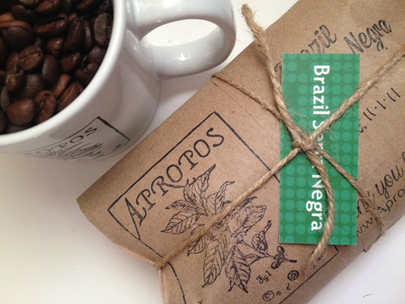 Coffee. Freshly Roasted to Order. Gourmet. 12oz. Your Choice of Bean. Unique Gift Idea. For Him.