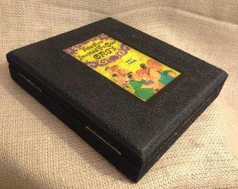 Upcycled Retro Orgy Jewelry Box
