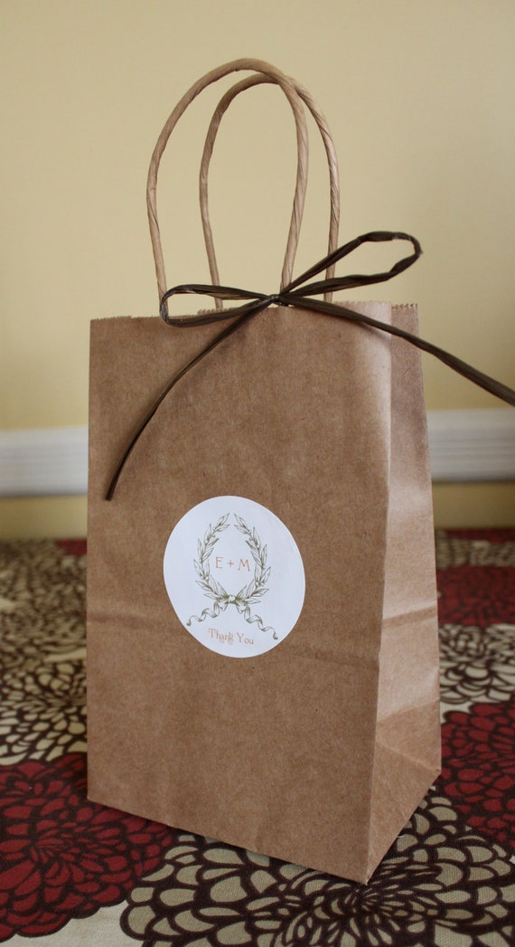 Wedding Gift Bags Bridesmaids : Wedding Welcome Bags Bridesmaid Gift Bag Bachelorette Guest Favor Bag