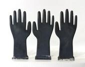 Vintage Industrial Glove Mold Set