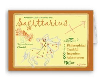 Sagittarius November