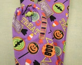 STETHOSCOPE COVER, Halloween stethoscope cover, holiday stethoscope cover, trick or treat, halloween candy, nurse gift, purple accessory