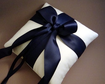 Gabriella Wedding Ring Bearer Pillow - Pick Your Own Color
