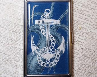 Anchor card holder