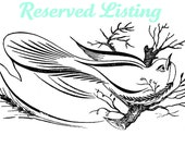 Reserved listing for Laz