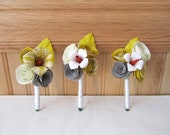 Wedding Boutonniere/Corsage: Made to Order