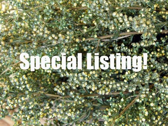 Special Listing for Diana
