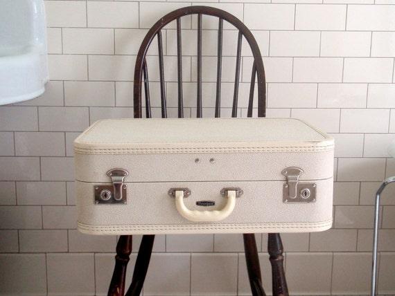 Large Travelgard Suitcase with Key