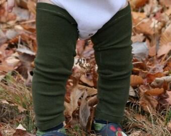Instant PDF download Repurposed Baby Legwarmers Babylegs Tutorial NOT FROM socks