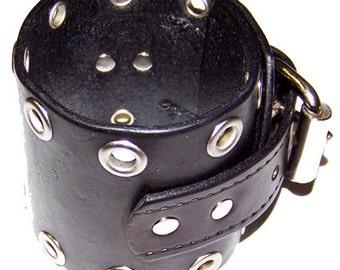 Item 092612 The Pawn Star Leather Wrist Cuff