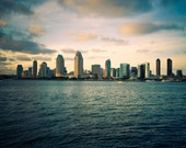 San Diego Skyline -  San Diego Art - Fine Art Photography - San Diego - San Diego Wall Art