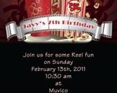 Movie / Red Carpet Party Invitation