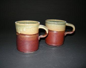 Ceramic Pottery Mugs