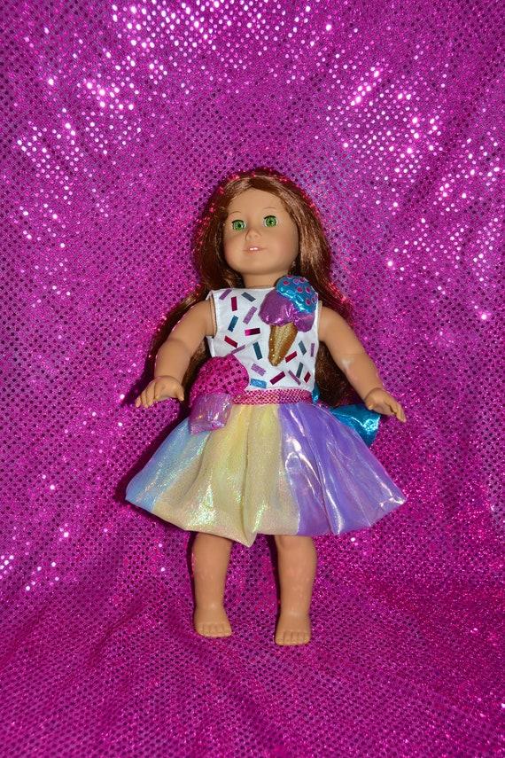 American Girl Doll Candy Land Dress - Katy Perry California Gurls