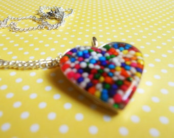 SALE: SWEETheart Necklace