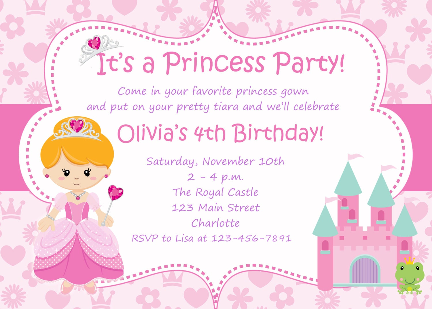 Lalaloopsy Birthday Invitation Lalaloopsy Invite Free Birthday ...