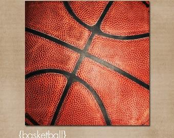 Basketball -Wall Art Boys Room Printable  Instant Download