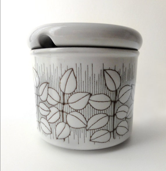 Vintage Jam Preseve Pot Charisma by Hornsea