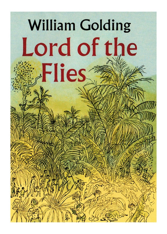 an analysis of lord of the flies by william gerald golding In lord of the flies, william golding gives us a glimpse of the savagery that  underlies  william gerald golding was born in cornwall, england, in 1911   an examination of the duality of savagery and civilization in humanity, golding  uses a.