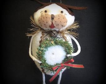 The Poky Puppy KIT Storybook Christmas Ornament by cheswickcompany
