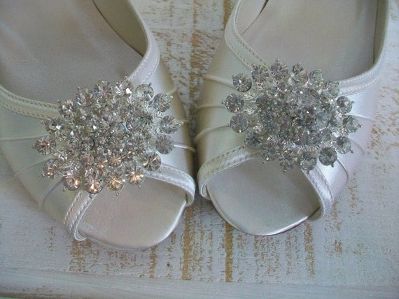 Wedge Wedding Shoes - Choose From Over 200 Colors - 1 Inch Wedge Heel - Wide Size Available - Low Heel Wedge Wedding Shoe - Outdoor Wedding