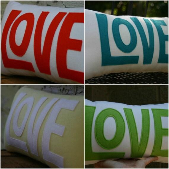 Design you own Love Pillow