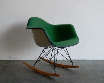 Eames for Herman Miller Armchair Rocker