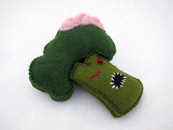 Zombie Broccoli