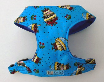 Comfort Soft Dog Harness, - Made to order -