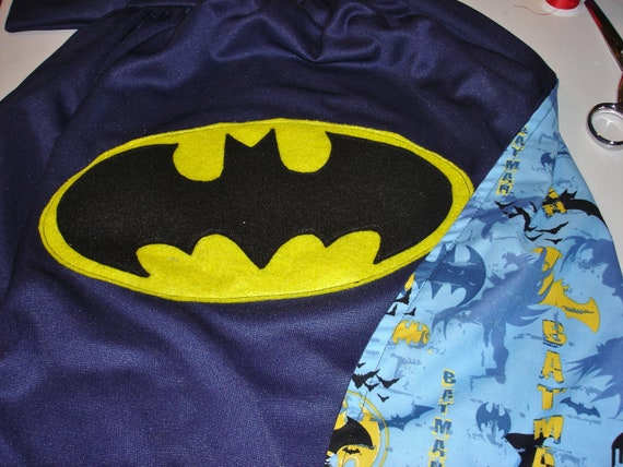 Batman Childrens Cape