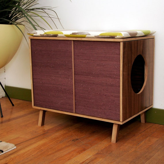 CLEARANCE Mid Century Modern Cat Furniture & By Modernistcat
