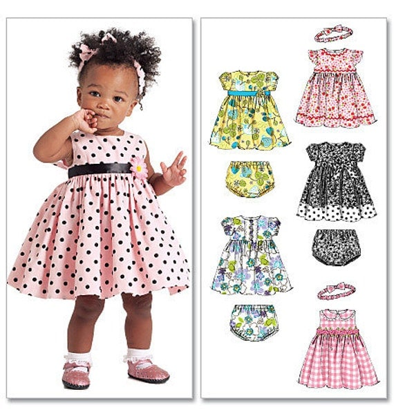 Diy Easy Sew Girls Dresses For Fall Diy Sewing Pattern McCall s