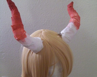 Custom Painted Horns