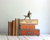 vintage cigar box collection