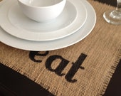 EAT Placemat Set