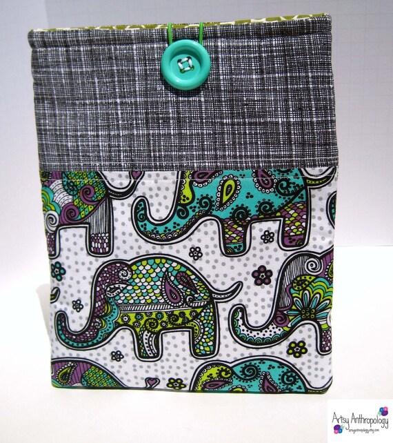 iPad Case - Elephants
