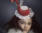 Baby Clown mini top hat
