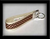 Wristlet Key Fob - Celtic Knot