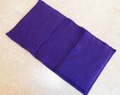 Fleece Swiffer Sweeper Pad Refill- Set of 2- PURPLE- 25006